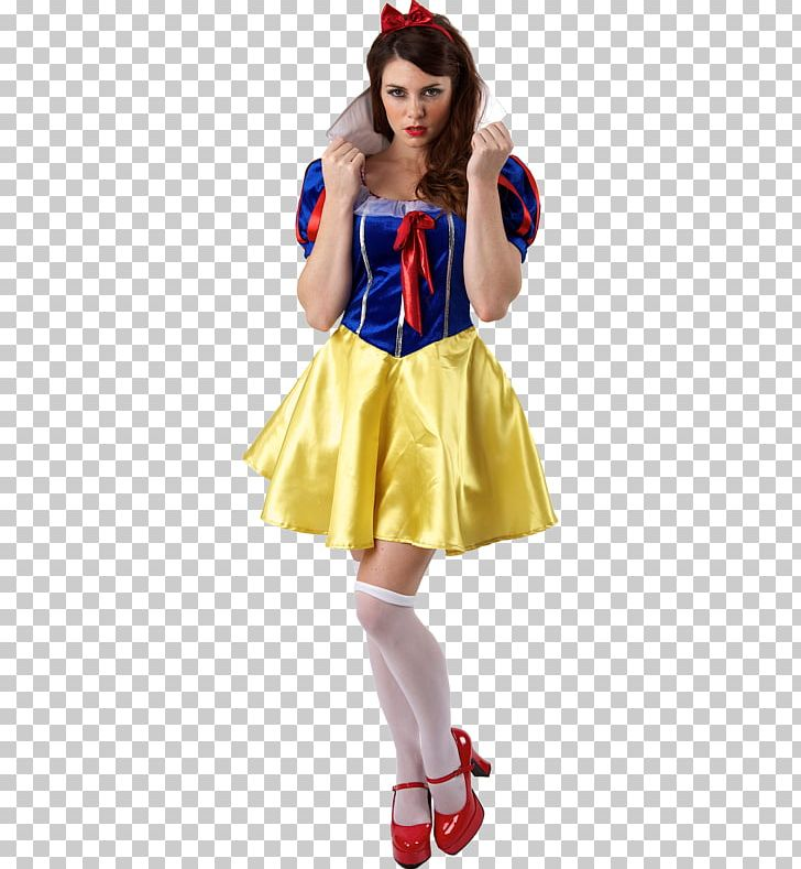 Snow White And The Seven Dwarfs Costume Party Dress