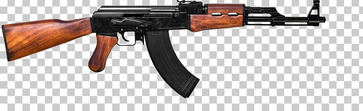 Ak 47 Firearm Assault Rifle Weapon Png Clipart Air Gun Ak