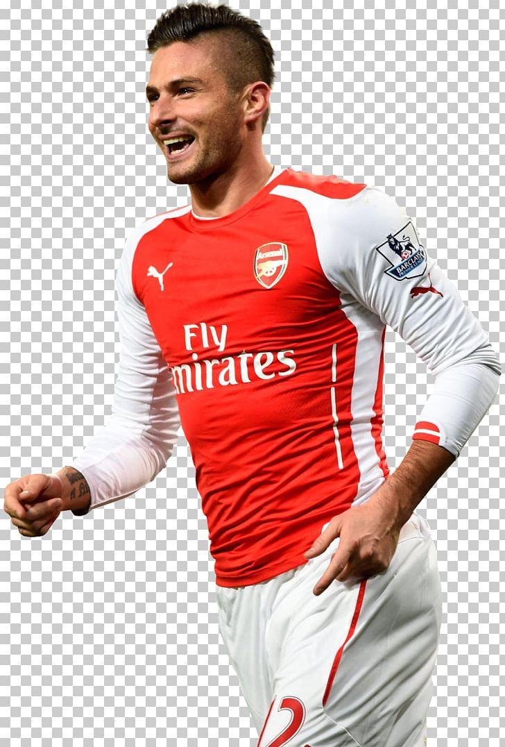 online store da338 472cb Olivier Giroud Arsenal F.C. Jersey Arsenal De Sarandí France ...