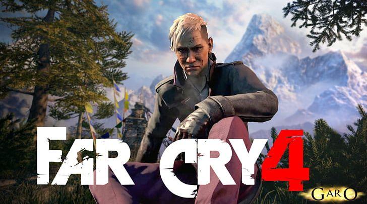 Far Cry 4 Far Cry 3 Far Cry 5 Far Cry Primal Png Clipart 4k