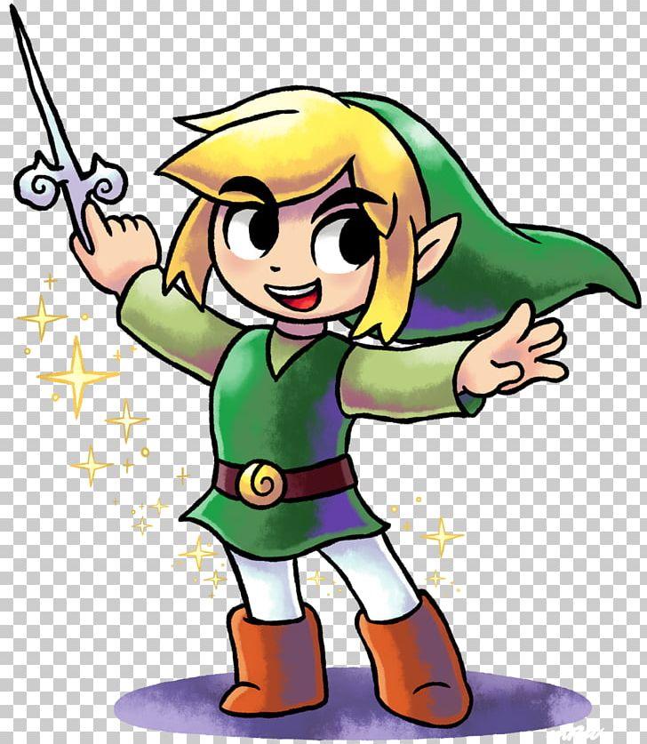Link Mario Luigi Superstar Saga The Legend Of Zelda Art