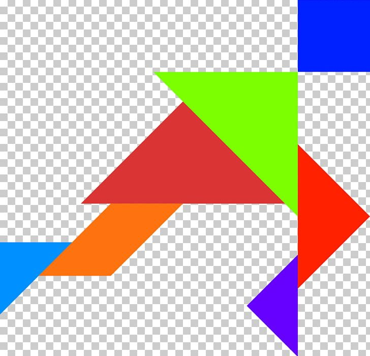 Jigsaw Puzzles Tangram Free Geometric Shape PNG, Clipart