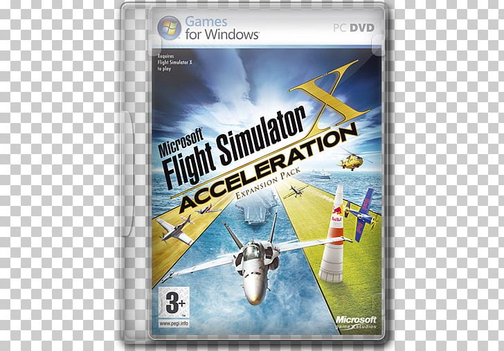 Microsoft Flight Simulator X: Acceleration Microsoft Flight