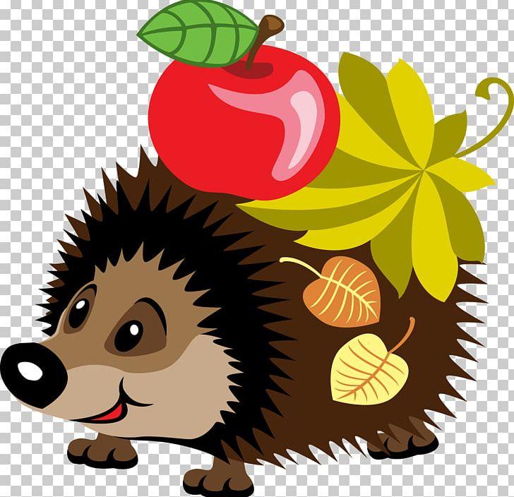 Hedgehog Png Clipart Animals Carnivoran Cartoon Diagram Flowering Plant Free Png Download