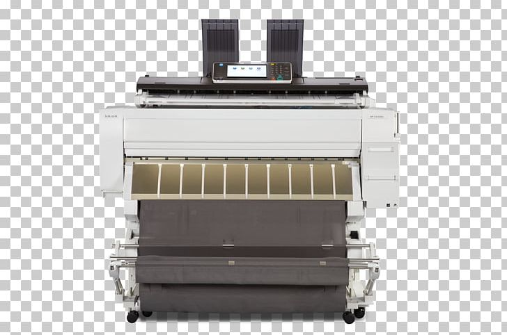 Ricoh Business Paper Multi-function Printer Toner PNG, Clipart