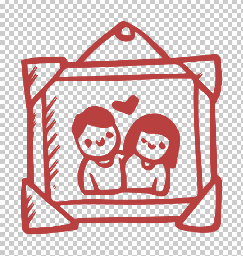 Icon Hand Drawn Love Elements Icon Frame Icon PNG, Clipart, Frame Icon, Hand Drawn Love Elements Icon, Icon, Photo Album, Picture Frame Free PNG Download