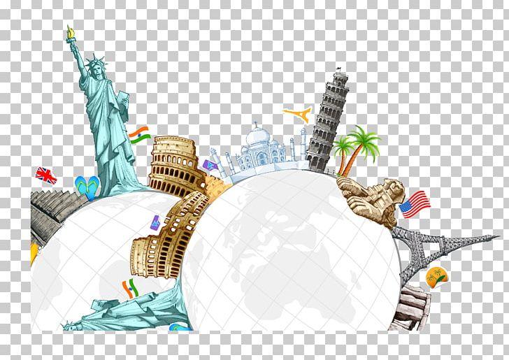 Statue Of Liberty Eiffel Tower Die Geschichtsspirale: Farbige Segmente Zum Ausschneiden PNG, Clipart, Art, Christmas Tree, Coconut, Coconut Tree, Eiffel Free PNG Download