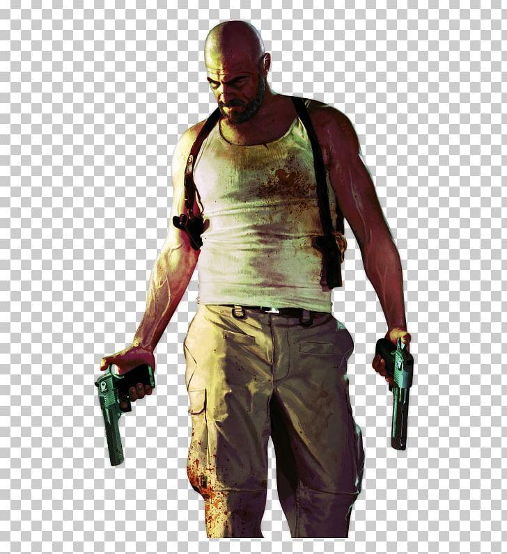 Max Payne 3 Video Game Playstation 3 Rockstar Games Png Clipart