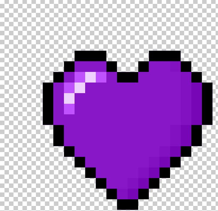 Minecraft Synonyms And Antonyms Heart Pixel Art PNG, Clipart