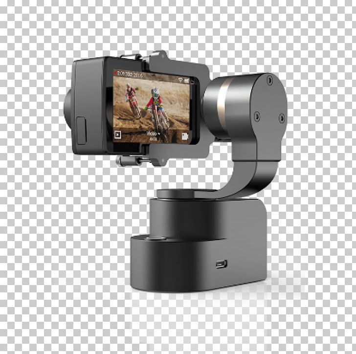 YI Gimbal 3-Axis Handheld Stabilizer For Action Camera