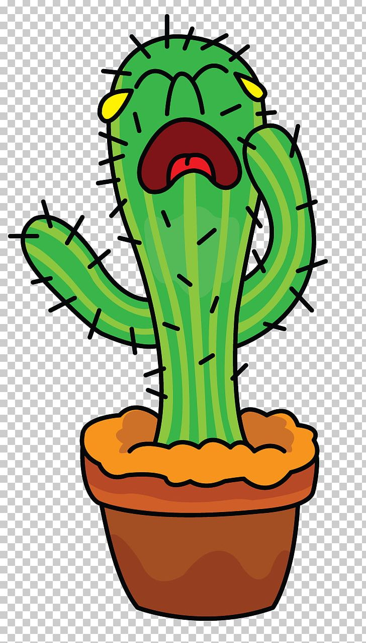 Cactus drawing. Graphics png clipart artwork