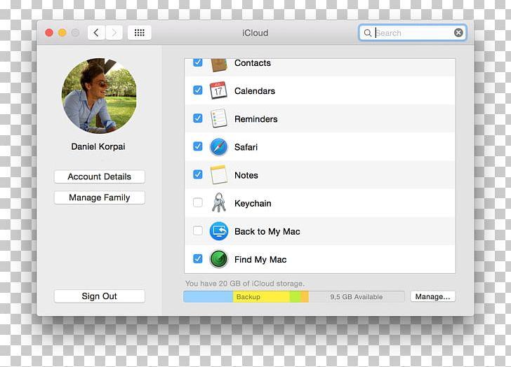 icloud software download for mac
