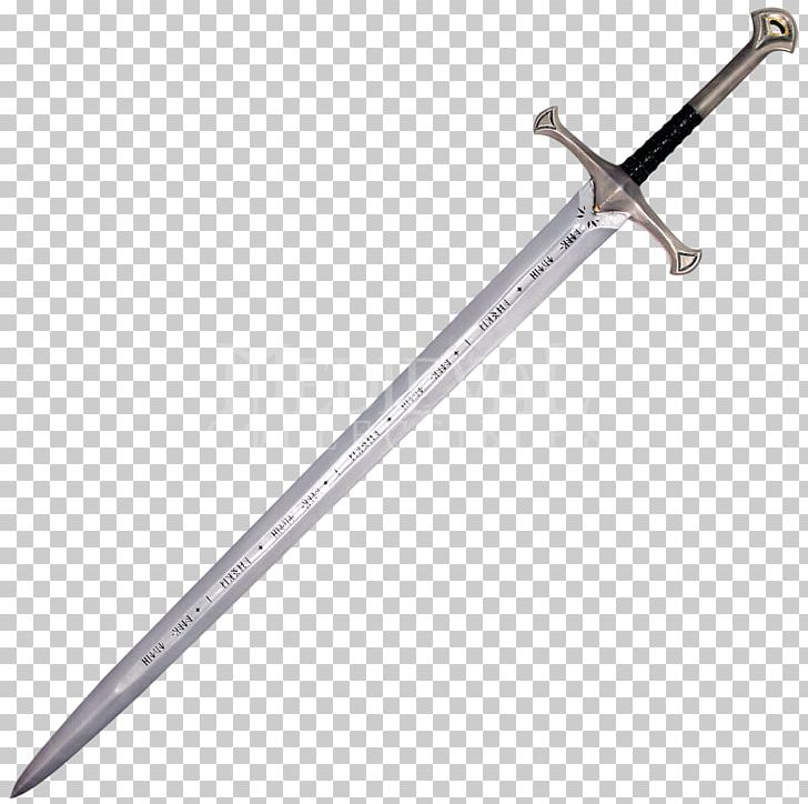 The Lord Of The Rings Aragorn Gandalf Arwen Sword Png Clipart Ambi