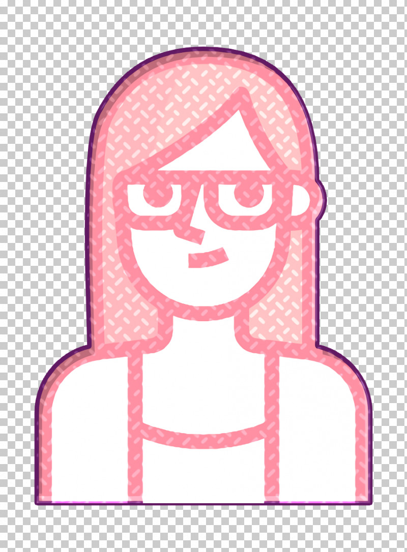 Avatar Icon Woman Icon PNG, Clipart, Avatar Icon, Magenta, Pink, Woman Icon Free PNG Download