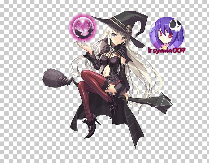 Lost Saga Witchcraft YouTube Video Game Character PNG