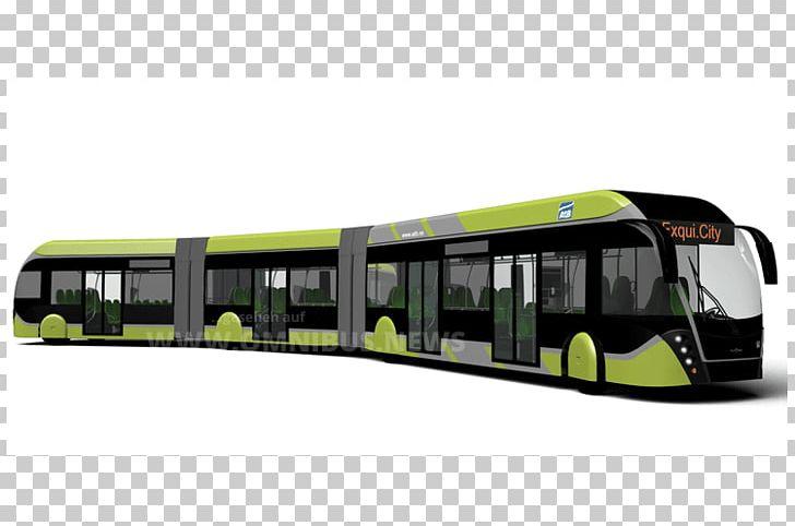 Trolleybus Van Hool Nova Bus Hybrid Electric Bus PNG