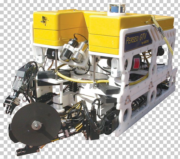 Perseus Remotely Operated Underwater Vehicle Robot Pegasus