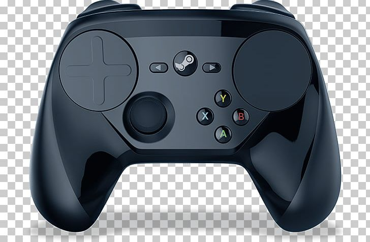 Game Controllers Steam Controller Video Game Consoles PNG