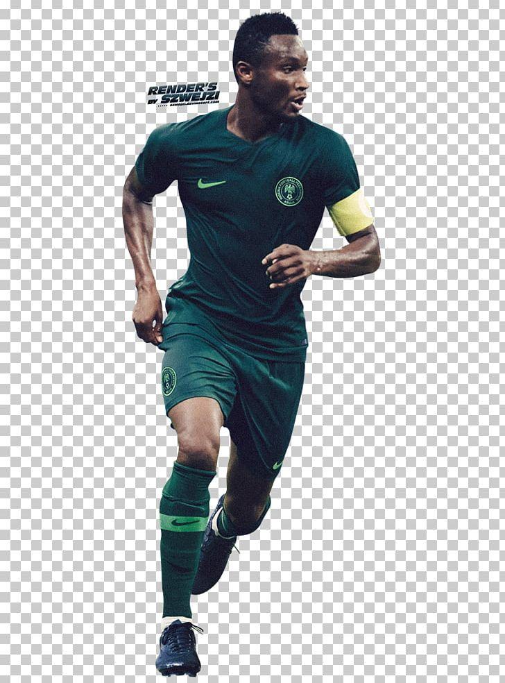 sports shoes 749de 0f017 John Obi Mikel Nigeria National Football Team Jersey ...