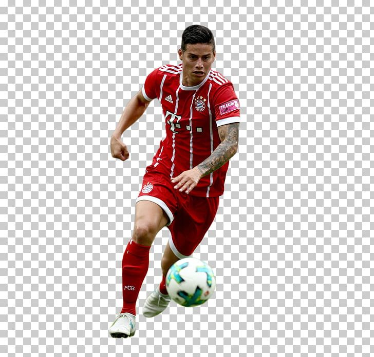 af51a3c3c4b James Rodríguez FC Bayern Munich Colombia National Football Team Real  Madrid C.F. Bundesliga PNG, Clipart, Ball, ...