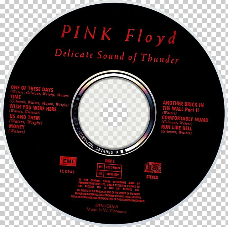 The Best Of Pink Floyd: A Foot In The Door Compact Disc
