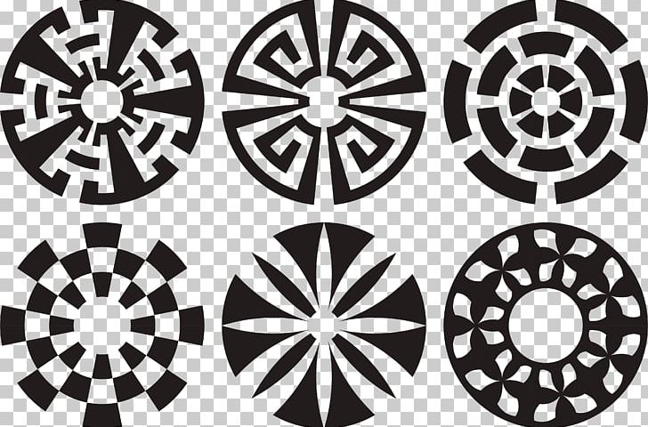 Circle Shape Decorative Arts PNG, Clipart, Animals, Art, Automotive Tire, Black And White, Circle Free PNG Download
