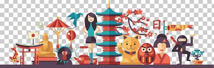 Japan Web Banner Web Design Illustration PNG, Clipart, Childrens Day, Christmas Decoration, Christmas Ornament, Creative Background, Decor Free PNG Download
