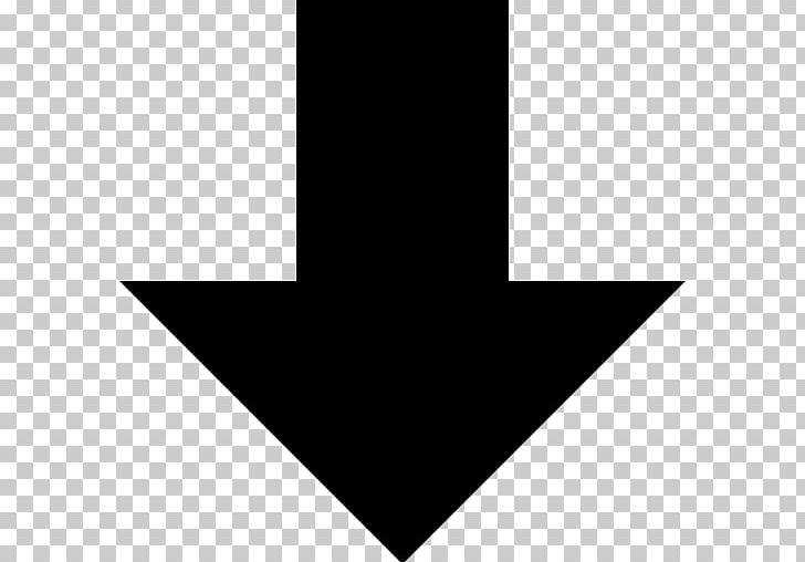 Arrow Computer Icons Encapsulated PostScript PNG, Clipart, Angle, Arrow, Black, Black And White, Computer Font Free PNG Download