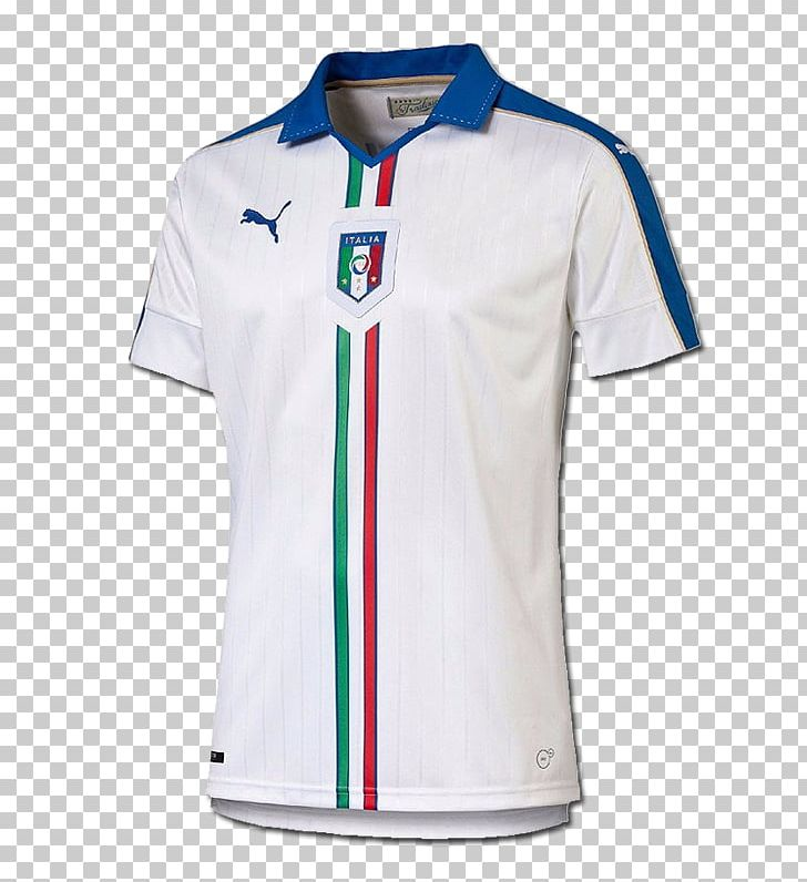 huge selection of d60a1 b0c5a Italy National Football Team UEFA Euro 2016 Jersey Shirt PNG ...