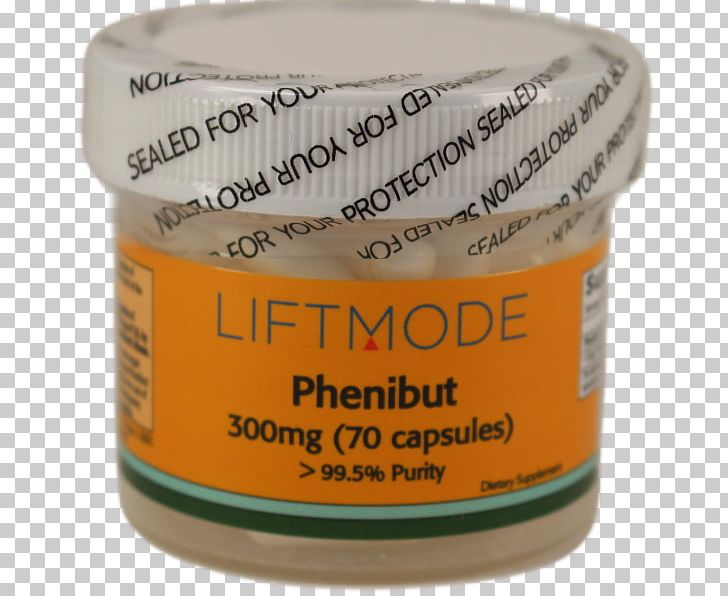 Dietary Supplement Phenibut Nootropic Capsule Modafinil PNG