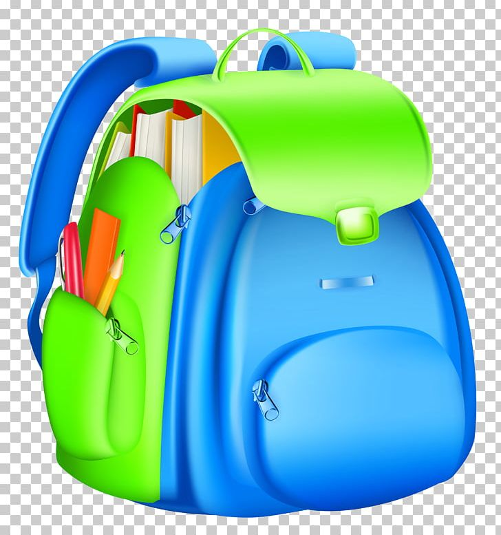 School Backpack PNG, Clipart, Backpack, Bag, Baggage, Blue, Clipart Free PNG Download