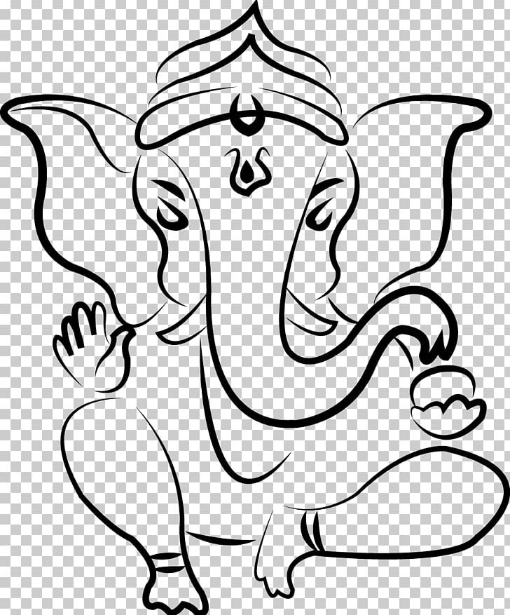 Ganesha Parvati Drawing Deity Sketch Png Clipart Artwork Bal