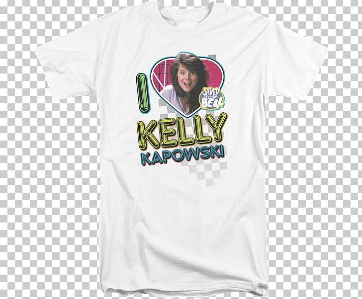 T-shirt Kelly Kapowski Sleeve Clothing PNG, Clipart, Active Shirt, Brand, Clothing, Clothing Sizes, Fashion Free PNG Download